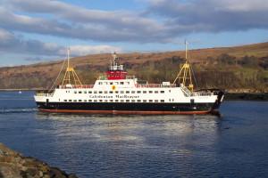 Lochaline Fishnish Mull Cal Mac Ferry