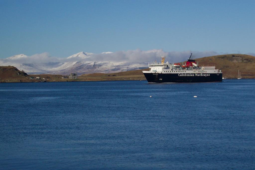 Calmac, Isle of Mull, Oban,