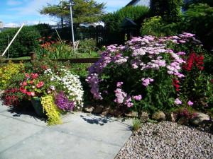 Self Catering,Bothy garden Bothy Seaview Isle of Mull