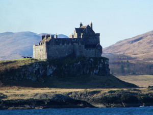 The McLeans Duart Castle Isle of Mull