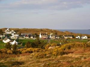 Seaview Fionnphort Isle of Mull