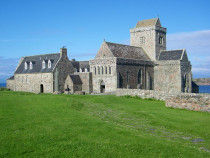 Iona Abbey Isle of Iona