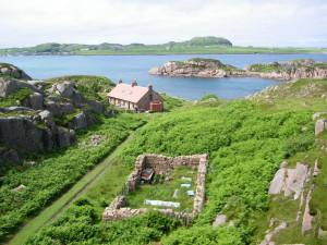 Tor Mor Quarry, Fionnphort ,Mull