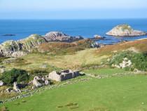 crofting fishing Kintra Fionnphort Isle of Mull