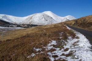 Glen More Isle of Mull
