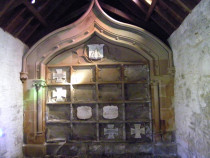 Mausoleum Loch Buie Isle of Mull