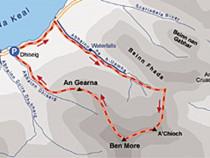 Ben More Isle of Mull Munro Scottish Mountaineering Club