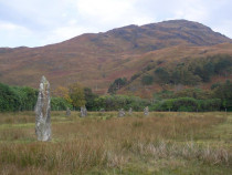 Loch Buie Standing Stones Isle of Mull