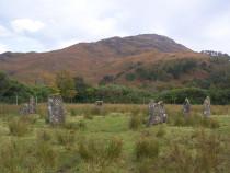Loch Buie Stone Circle Loch Buie