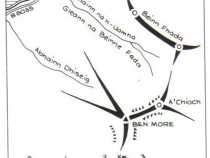 Ben More Mull Map