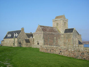 Iona Abbey 2012