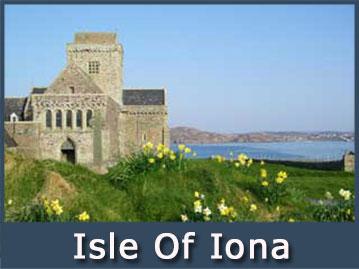 Mull, Iona, Staffa, Iona, Iona Abbey, Iona Nunnery, Fingal's Cave
