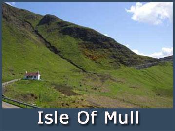Mull, Iona, Staffa, Hebrides, Scotland