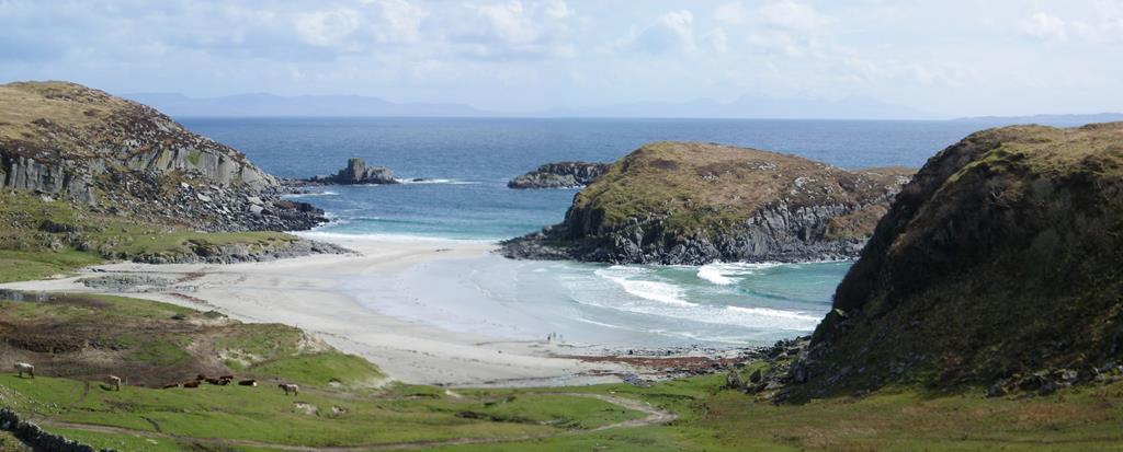 Kilvickeon Beach Isle of Mull