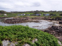 Kintra Village Isle of Mull