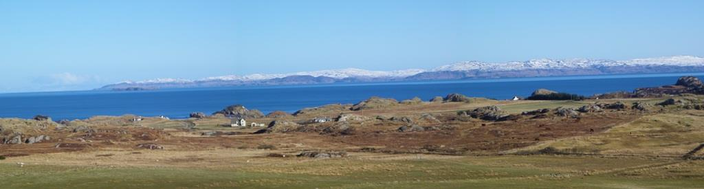 Kintra and Ross of Mull Isle of Mull