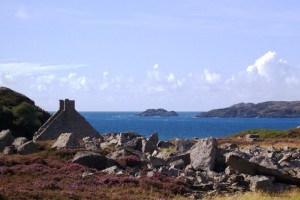 Erraid Quarry NLB Stevensons Dubh Artach  lighthouse