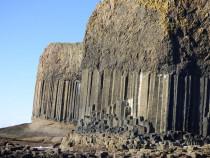Basalt Isle of Staffa Isle of Mull Inner Hebrides