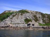 Camas Quarry, Isle of Mull