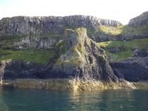 Basalt Stack Ardtun,Ardtun,Isle of Mull