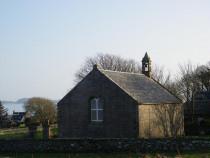 Thomas Telfer Church Iona