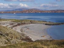 Traigh Mhor Beach Isle of Iona