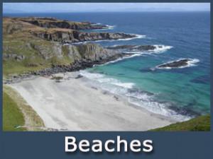 beaches, Mull