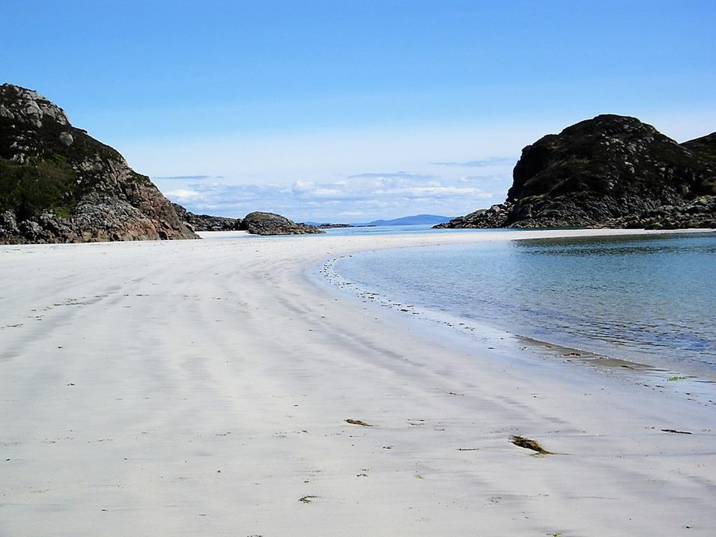 Beaches, Mull, Traigh Ghael