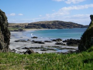 Walks on Mull, Walking Mull, Ardalanish Beach, Uisken Beach, Isle of Mull