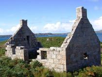 Isle of Erraid Lighthouse quarry for Dubh Artach