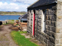 Isle of Erraid old lighthouse Station