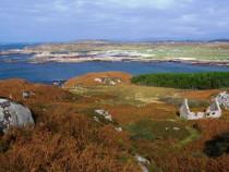 Isle Erraid to Isle of Mull Fidden