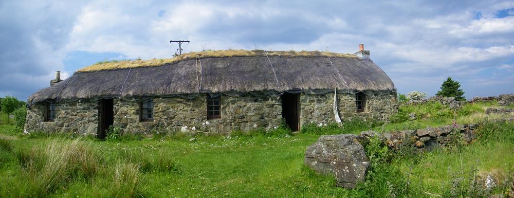Sheilas Cottage Isle of Ulva