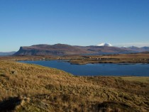 Suidhe Ross of Mull Ardtun Burg Ardmeanach Ben More