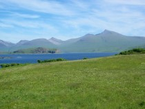 Isle of Ulva Ben More Isle of Mull