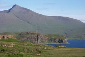 Ulva ferry Ben More Munro Isle of Mull