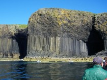 Fingals Cave Isle of Staffa Isle of Mull