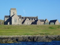 Iona Abbey Sund of Iona