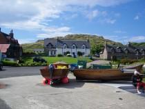 Iona Pier Baile Mor Isle of Iona