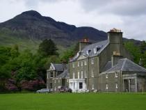 Loch Buie House Ben Buie Loch Buie Isle of Mull