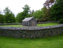 Govenor Macquarie Mausoleum Gruline Isle of Mull