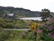 Loch Uisg Loch Buie Isle of Mull