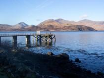 Croggan Pier Croggan Isle of Mull