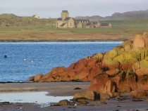 Fionnphort Isle of Mull Isle of Iona Abbey