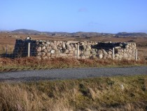 Mary Camerons Black House Fidden Mull