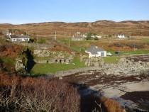 Uisken Township Isle of Mull