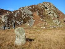 Standing Stone Ardalanish Isle of Mull