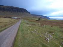 Balmeanach,Gribun, MacKinnon's Cave, Isle of Mull