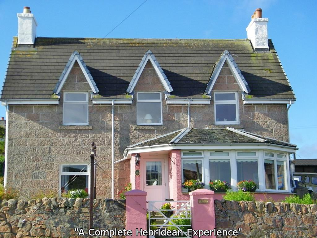 Seaview bed and breakfast,accommodation, Fionnphort,Isle of Mull