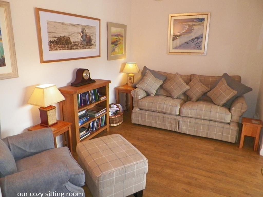 accommodation, Seaview, Isle of Mull